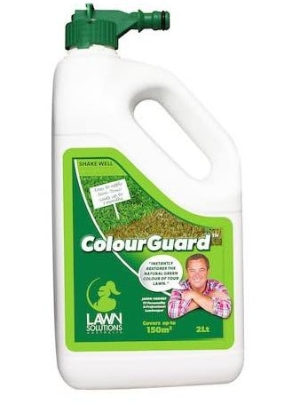 Lawn Solutions Australia ColourGuard