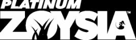 Platinum Zoysia Grass Logo