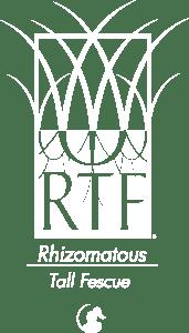 Rhizomatous Tall Fescue Grass Logo