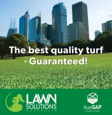 Turf You Can Trust